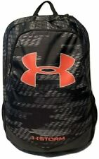Under Armour Boy's Black Ua Scrimmage XStorm Backpack New With Tags