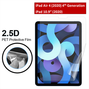 """Ultra Clear HD Screen Protector For New iPad Air 4 (10.9"""") 4th Generation 2020"""