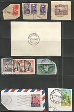 South West Africa 7 Briefstück Poststempel Orangemund Orangemouth