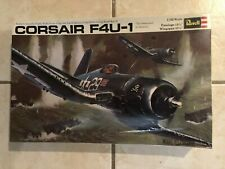 1970 VINTAGE REVELL 1/32 CORSAIR SEALED NEW IN THE BOX