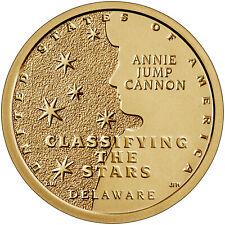 2019 D $1 American Innovation - Classifying the Stars - Delaware - BU