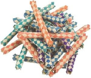 144  BAMBOO CHINESE FINGER TRAPS, BIRTHDAY PARTY FAVORS, HOT TOY, FREE SHIPPING