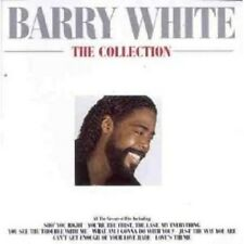 BARRY WHITE - THE COLLECTION  CD NEW!