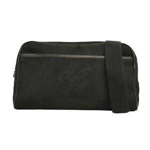 Louis Vuitton Acrobat M93620 Damier Geant Crossbody Body Bag Noir Men Unisex LV