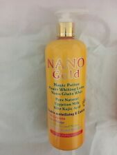 Nano magic whitening lotion (500ml) wit Gluta C & Kojic Acid.💯% Original £29.99