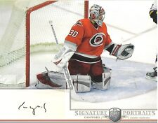 2006-07 BAP PORTRAITS -  CAM WARD  -  AUTOGRAPHED 8 X 10 PHOTO