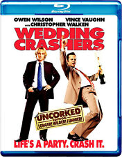 Wedding Crashers . Uncorked UNCUT . Owen Wilson . Die Hochzeits-Crasher Blu-ray