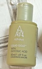 ALPHA H Liquid GOLD with GLYCOLIC Acid 50ml Concentrated ANTI AGING Skincare NEW
