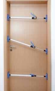 Profi Schnell Türspanner Türspreizer Türfutterstrebe Zargenspanner  66-99 cm
