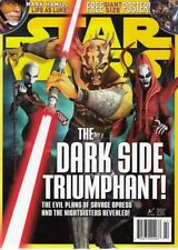 January Star Wars Magazines in English