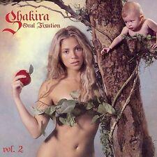 Shakira - Oral Fixation, Vol. 2  (CD, Nov-2005, Epic (USA)