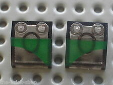 LEGO STAR WARS slope bricks ref 3039p01 & 3039p02 / 7133 Bounty Hunter Pursuit