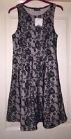 BNWT Topshop Lace Look Stunning Dress, Size 10 - Fab!