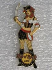 Atlanta,Hard Rock Cafe Pin,Pinlantis Pirate Girl Redhead