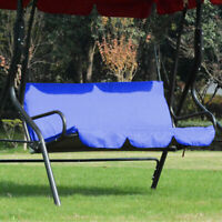 3 Seater Swing Seat Patio Hammock Chair Cover Garden Outdoor Canopy Replacement