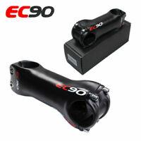 EC90 Full Carbon Fiber Bicycle Stem MTB Road Bike Stand 6/17° Stems 31.8/ 28.6mm