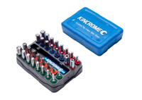 Kincrome 33 Piece Torx And Hex Bit Set