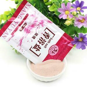 Himalayan Salt Bath Foot Soak Rose Petals And Rose 30g Essential Oil Absolu D4H1