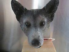 Australian Cattle Dog Blue Interchangeable Head See Breeds,Bodies @ Ebay Store