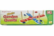 Kandy 9377 Wooden Garden Quoits