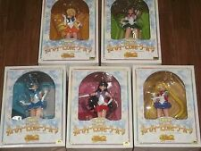 Megahouse SAILOR MOON Figure NEW 5set  Venus Mercury Jupiter Mars