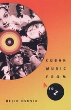Cuban Music from A to Z-ExLibrary