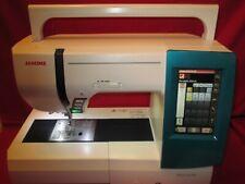 JANOME  BRAND  NEW HORIZON MEMORY CRAFT 9900 SEWING AND EMBROIDERY MACHINE