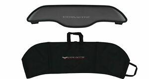 2005-2013 C6 Corvette Convertible Genuine GM Windscreen Deflector 19156012