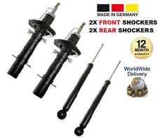 para VOLKSWAGEN VW GOLF 1997-2005 2x delante 2x TRASERO Choqueadores