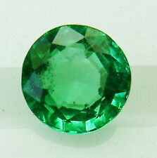 Colombia Round Loose Emeralds