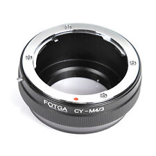 CONTAX C/Y CY Lens to Micro 4/3 M4/3 Adapter For Olympus Panasonic Lumix Camera