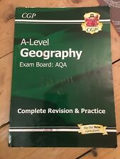 AS and A-Level Geography: AQA Complete Revision & Practice (... by CGP Books