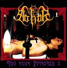 Abhor - Ritualia Stramonium CD 2015 black metal Italy Moribund Records