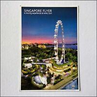 Singapore Flyer Postcard (P402)