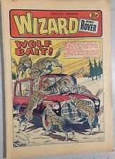 THE WIZARD and ROVER weekly British comic book March 3, 1973