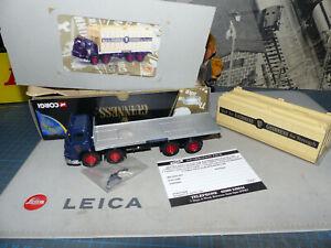 CORGI -23701 -Guinness Serie- Leyland Octopus + Container -1:50 - numerato -MB-