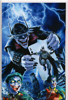 BATMAN WHO LAUGHS #1 MIKE MAYHEW EXCLUSIVE VARIANT COMIC BOOK ~ DC Comics