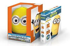 Minion+Despicable Me+2 3-Movie Collection(Blu-ray+DVD+Digital HD+Lamp)Limited