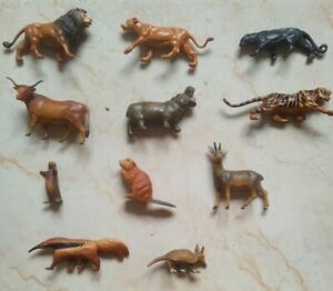 Lot Animaux Starlux Clairet