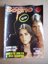 SOGNO Fotoromanzo n°19 1979 ed. Lancio  [G579]