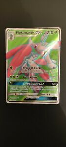 Carte Pokémon Floramantis GX Full Art 138/149 Neuf