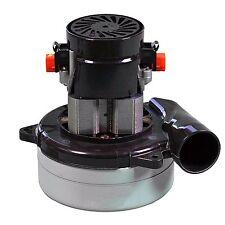 New Genuine Ametek Lamb 2 Stage Vacuum / Blower Motor 117073-37