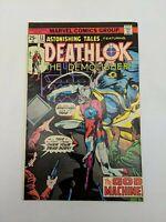 Astonishing Tales #33 (January 1976) Marvel Comics Bronze Age 1st App Hellinger