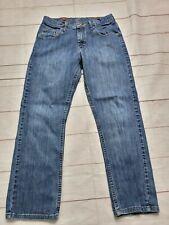 Lee Premium Select Boys Size 14 Husky Jeans Straight Leg