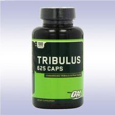 OPTIMUM NUTRITION TRIBULUS 625 (100 CAP) test booster energy amino standard gold