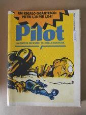 PILOT Rivista Fumetti n°3 1984 Sicomoro IL Teschio di Cristallo  [G329-1]