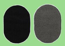 Dome Filters for David Clark headsets ( replaces part 14096P-09 ) Black.