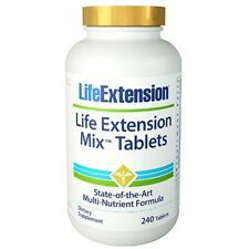Life Extension Mix Multivitamin 240 Tabletten