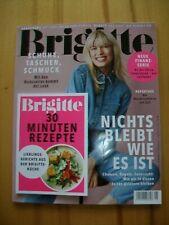Brigitte - Frauen-Zeitschrift - Heft 5 / 2021 + Extra