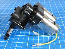 Used Tamiya Juggernaut TXT-1 transmission Gear box with Dual Motor Crawler